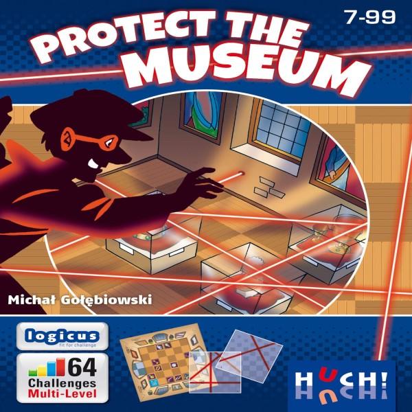 Familienspiel Protect the museum von HUCH!
