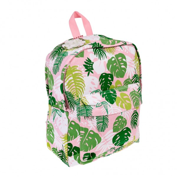 "Rucksack ""Tropical Palm"" von Rex LONDON"