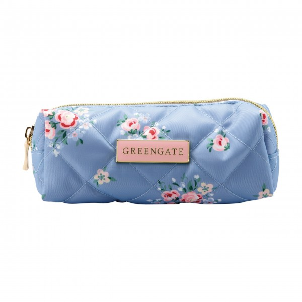 "GreenGate Kosmetiktasche ""Nicoline"" (Dusty Blue)"