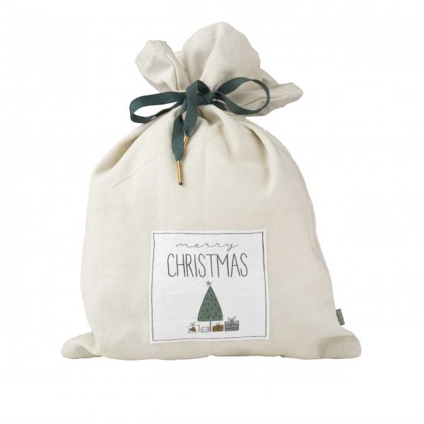 """Säckchen """"GIVING - Merry Christmas"""" - Groß von räder Design"""