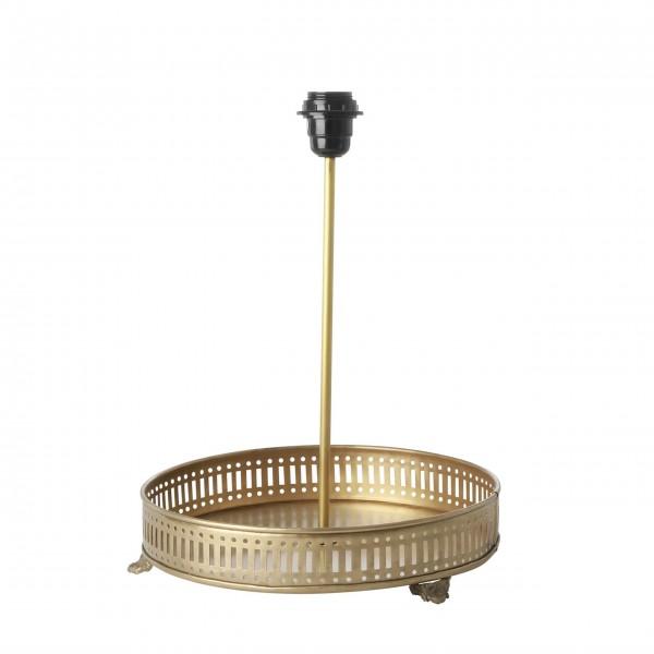 Rice Tischlampe ohne Lampenschirm (Gold)