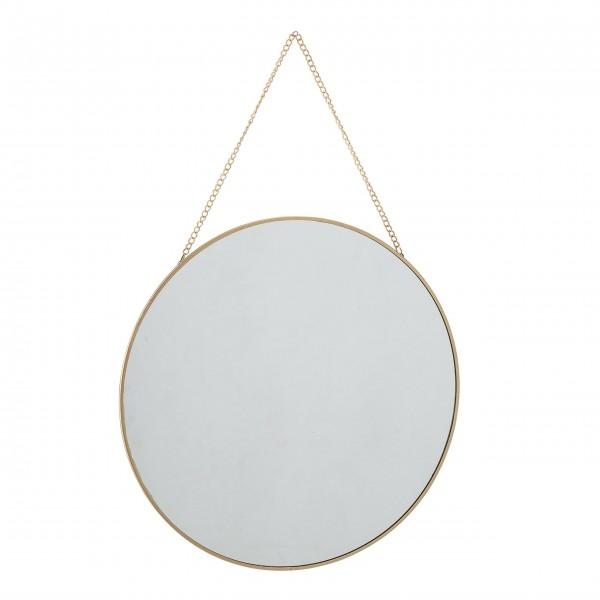 Bloomingville Spiegel zum Aufhängen (Gold)