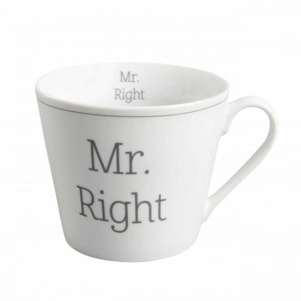 "Krasilnikoff Happy Cup ""Mr Right"""