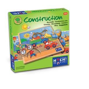 """Knopfpuzzle """"Construction"""" von HUCH!"""