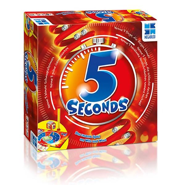5 Seconds ist das hektische Spiel um Wort und Witz