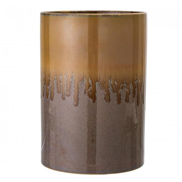 """Bloomingville Vase """"Stoneware"""" (Braun)"""