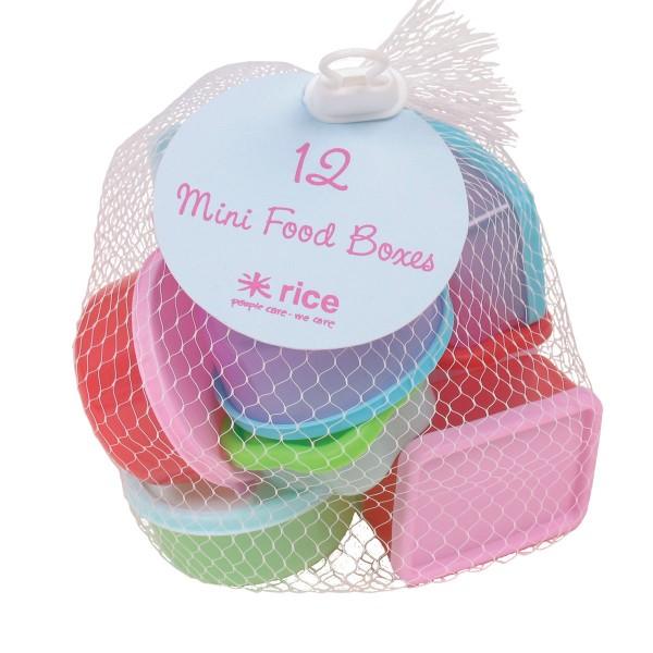 Rice Mini Aufbewahrungsdosen im 12er-Set