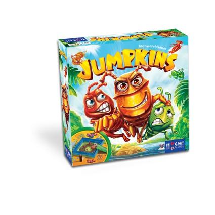 """Familienspiel """"Jumpkins"""" von HUCH!"""