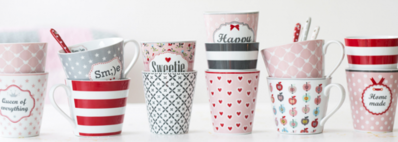 Happy Mugs & Cups