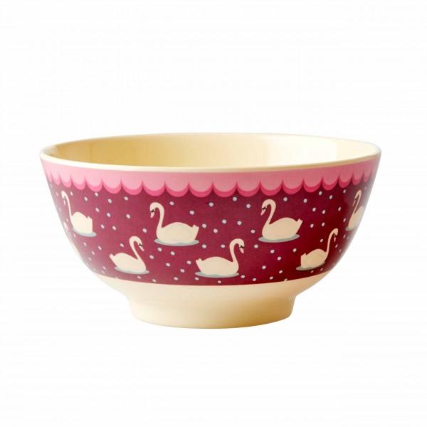 EIn Genuß für alle Sinne: Melaminschüssel von Rice