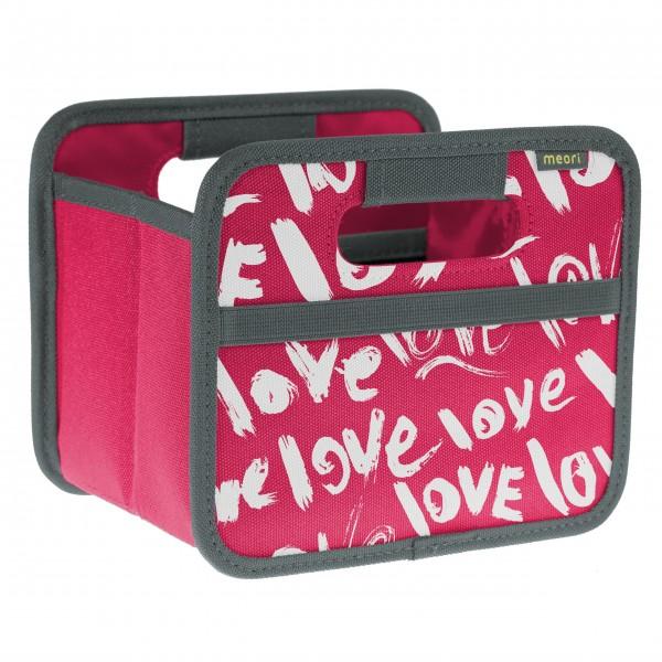 """meori Faltbox """"Love"""" - Mini"""