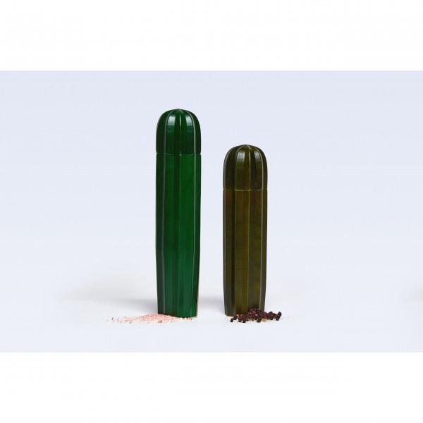"""Salz-/Pfeffermühle """"Kaktus"""" (Grün) von DOIY DESIGN"""