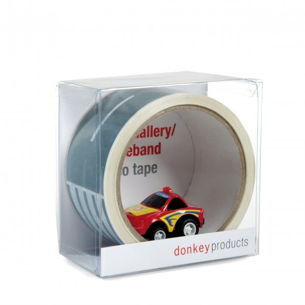 """DONKEY Tape Gallery """"My first Autobahn"""""""