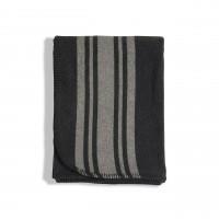 "Lexington Decke ""Striped Wool"" (Grau)"