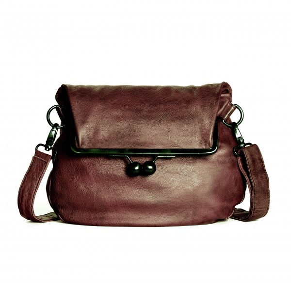"Sticks and Stones Tasche ""Cannes"" (Mocca)"