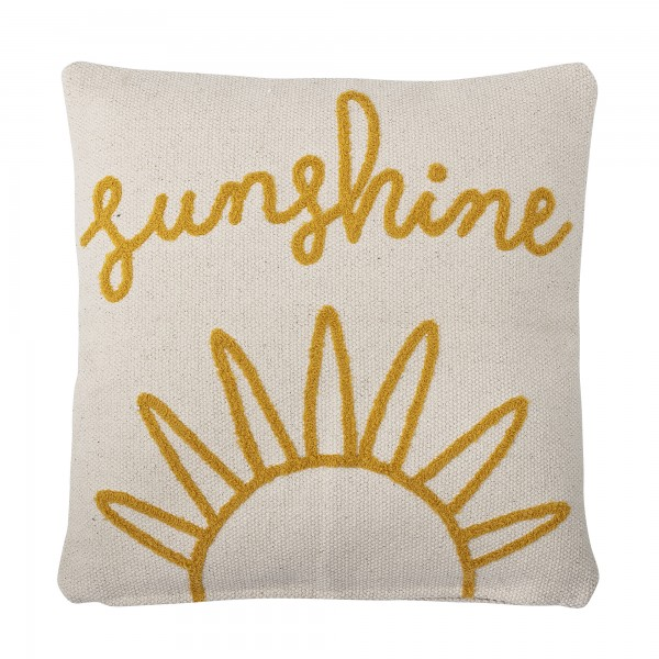 "Bloomingville Kissen ""Sunshine"" (Beige)"