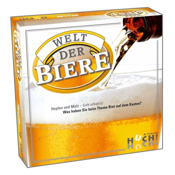 Gesellschaftsspiel Welt der Biere von HUCH!