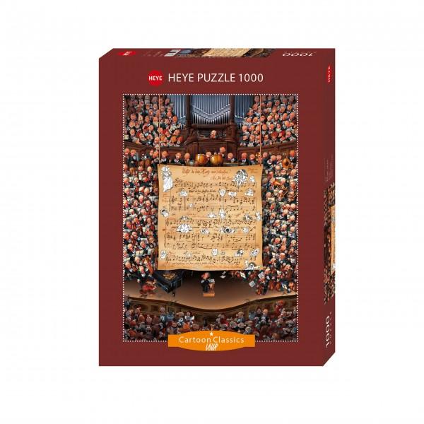 """Puzzle """"Score"""" von HEYE"""