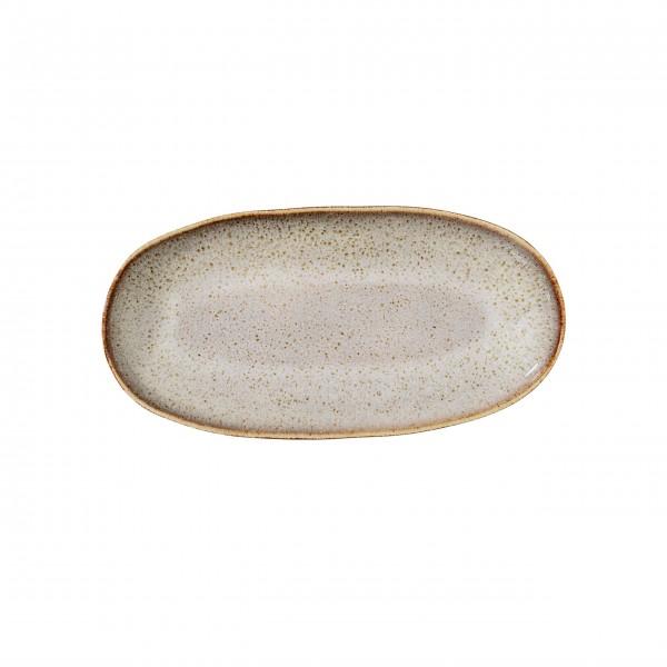 Schöne Keramikplatte von Bloomingville