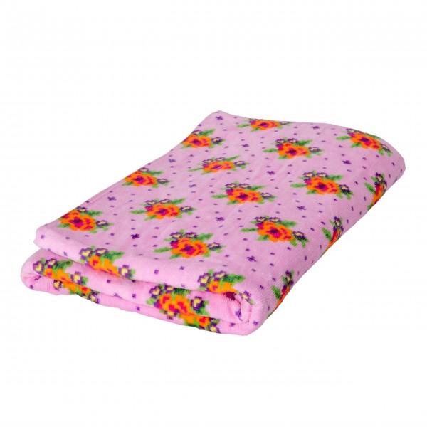 Romantisch in Rosa: kleines Handtuch von Rice