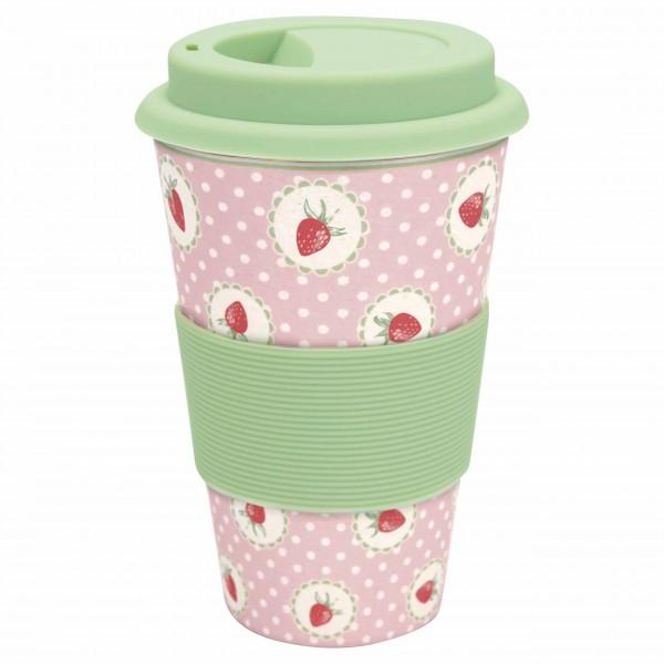 Kaffeebecher für unterwegs: von GreenGate