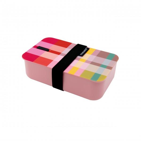 """Bunte Lunchbox """"Silk"""" aus der neuen Kollektion von Remember"""