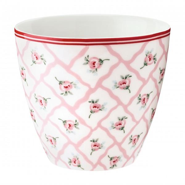"GreenGate Latte Cup ""Rita"" (Pale Pink)"