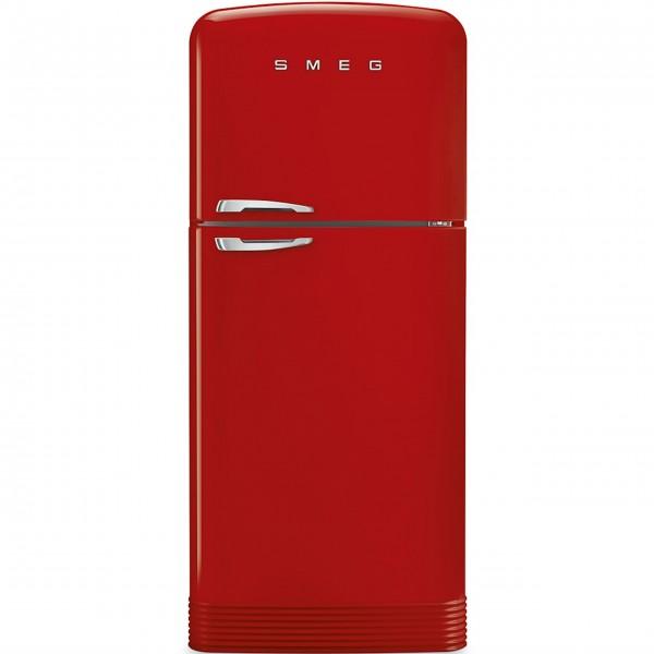 "smeg Kühl-/Gefrierkombination ""50's Retro Style"" FAB50 (Rot) Tür rechts"