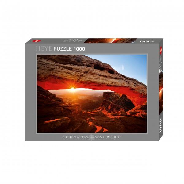 """Puzzle """"Mesa Arch"""" von HEYE"""