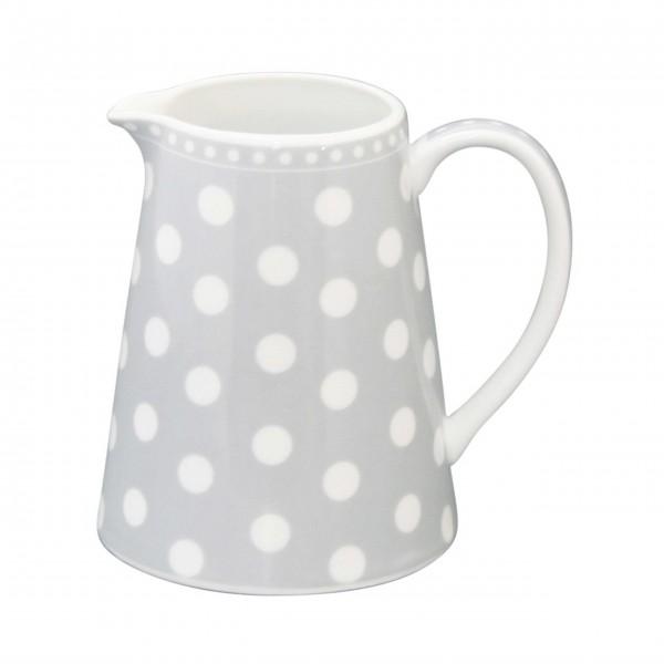 Tupfendesign: Keramikkrug von Kraslinikoff