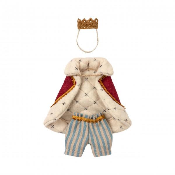Maileg-Königs-Outfit für Mäuse-16-9743-02-1