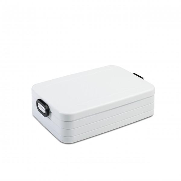 "Mepal Große Bento-Lunchbox ""Take a break"" (Weiß)"
