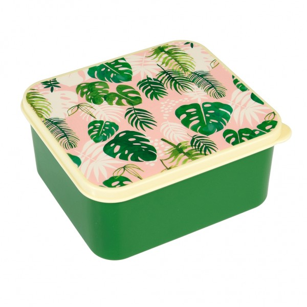 "Lunchbox ""Tropical Palm"" von Rex LONDON"