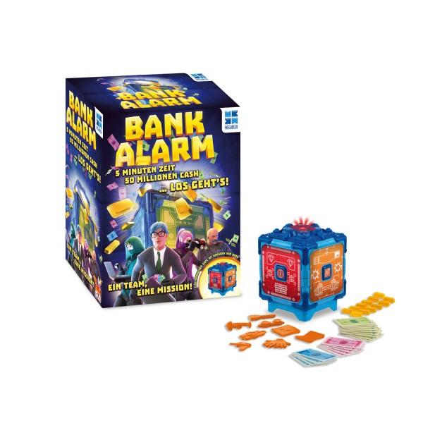 """""""Bank Alarm"""" Elektronisches Team- & Kinderspiel von MEGABLEU"""