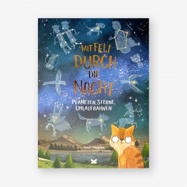 """Laurence King Kinderbuch """"Mit Feli durch die Nacht"""""""
