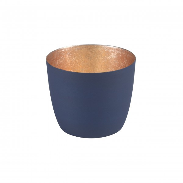 "Gift Company Windlicht ""Madras"" M (Blau)"