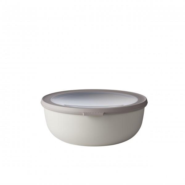 "Mepal Multischüssel ""Cirqula"" (Weiß), 2250 ml"