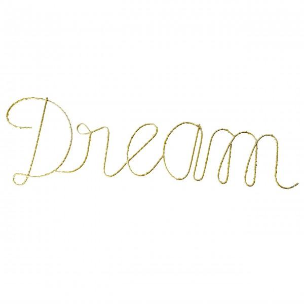 """Rice LED-Wanddekoration """"Dream"""""""