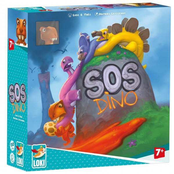 """Huch! Kinderspiel """"SOS Dino"""" von HUCH!"""