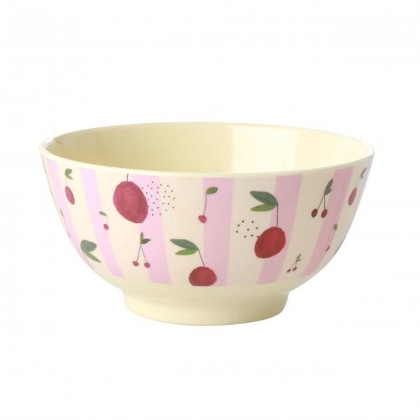 """rice Melamin Schüssel """"Cherry"""" (Pink)"""