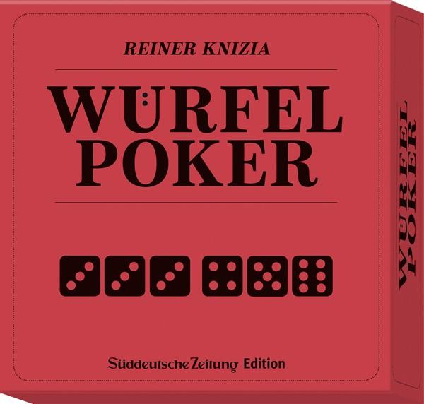 """Lernspiel """"Würfel-Poker"""" Süddeutsche Zeitung Edition"""