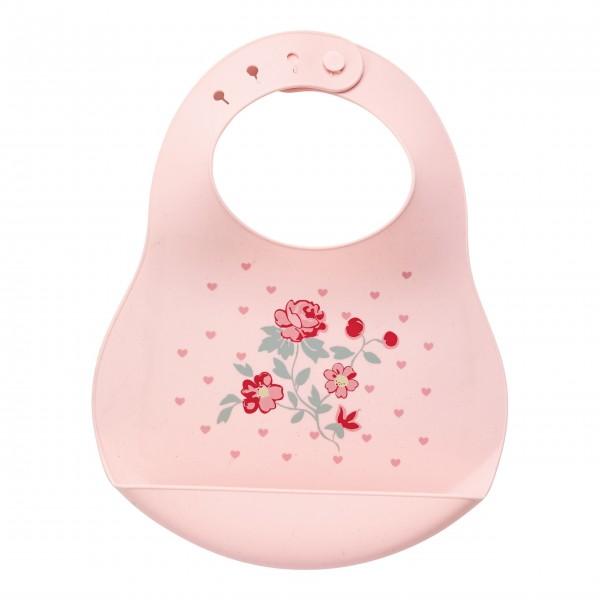 "GreenGate Baby-Lätzchen ""Ruby Petit"" (Pale Pink)"