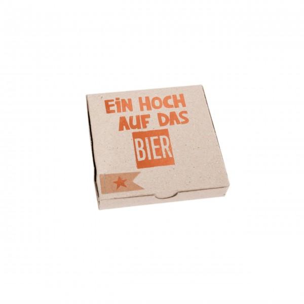 """Kartenbox """"Ein Hoch auf das Bier"""" -6 tlg. von Good old friends."""