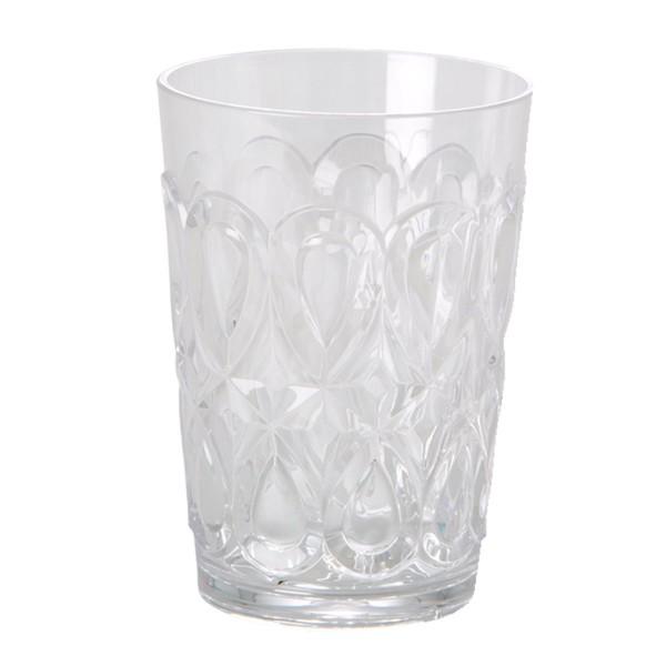 Wein, Wasser, Bowle: Aus dem Glas von rice schmeckt's gut!