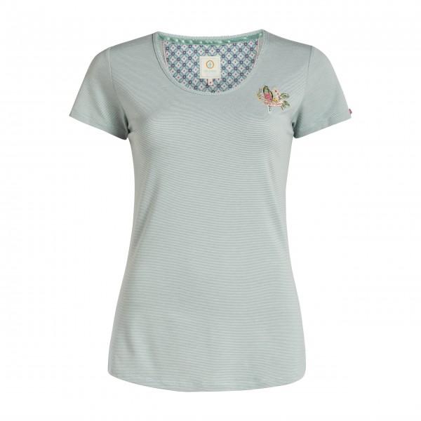 "Pip Studio T-Shirt ""Tilly"" (Blau)-260707-3061-009-1"