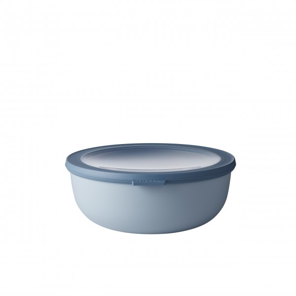 "Mepal Multischüssel ""Cirqula"" (Blau), 2250 ml"
