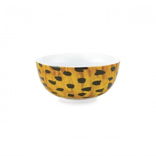 """FABIENNE CHAPOT Schale """"Cheetah Spots"""" (Braun/Weiß)"""