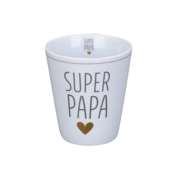 "Krasilnikoff Happy Mug ""Super Papa"""