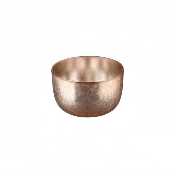 "Gift Company Windlicht ""Madras"" S (Nude gold)"