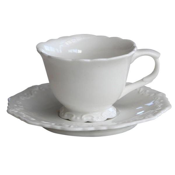 Romantische Kaffeetasse von Chic Antique